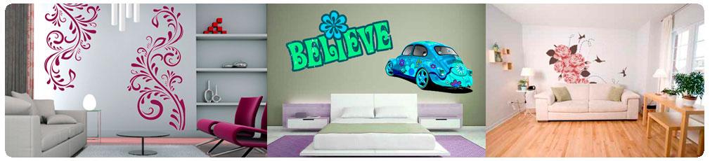 Decorazioni adesive per muri decoro con le tartarughe per - Ikea decorazioni adesive ...