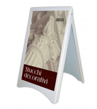 "Cavalletto ""New Display"" PVC"