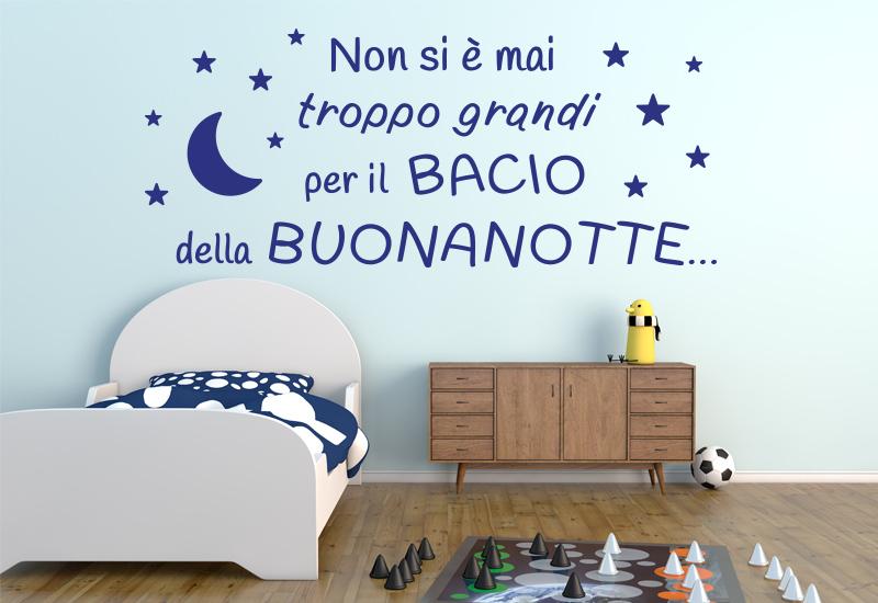 Sticker Bacio Della Buonanotte