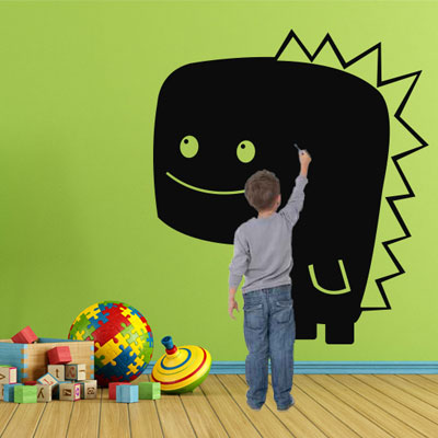 Stickers decorativi da parete arredo e design casa e for Lavagne da arredo